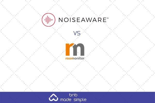 Noiseaware vs Roomonitor review