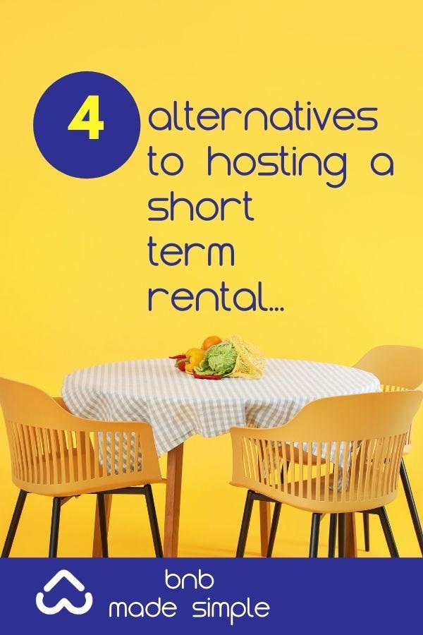 alternatives to short term hosting