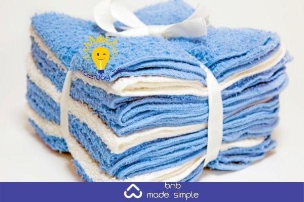 provide washcloths